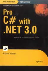 Apress - Pro C# with .Net 3.0