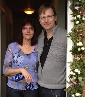 Birgitte & John